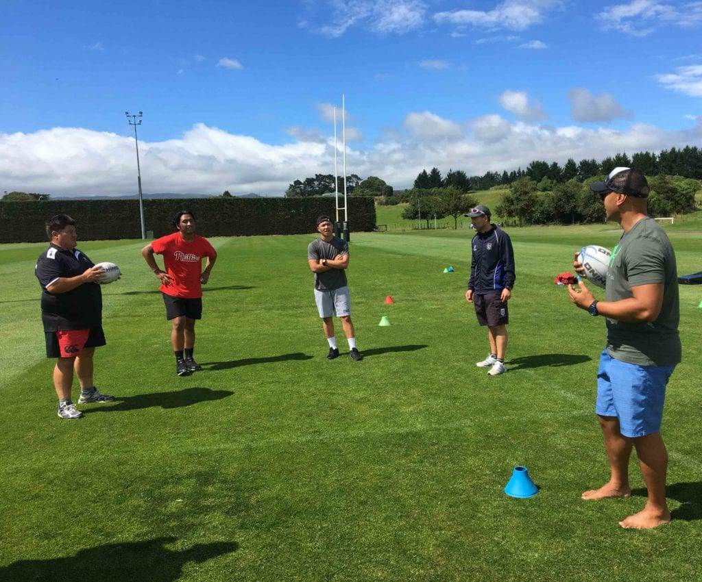 Practical Coaches Course live module