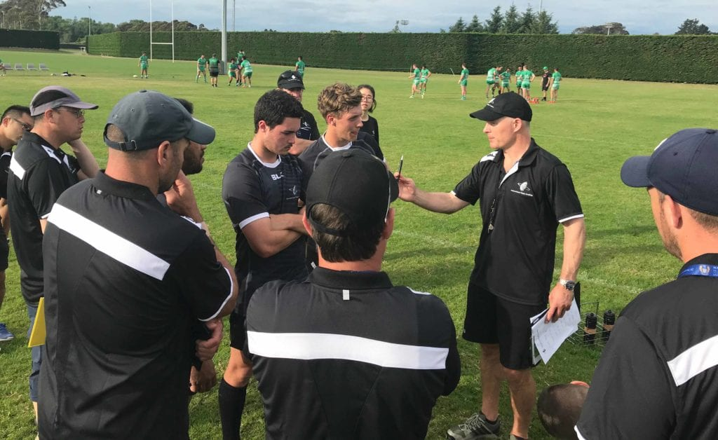 Emerging Coaches Course Position-Specific observation