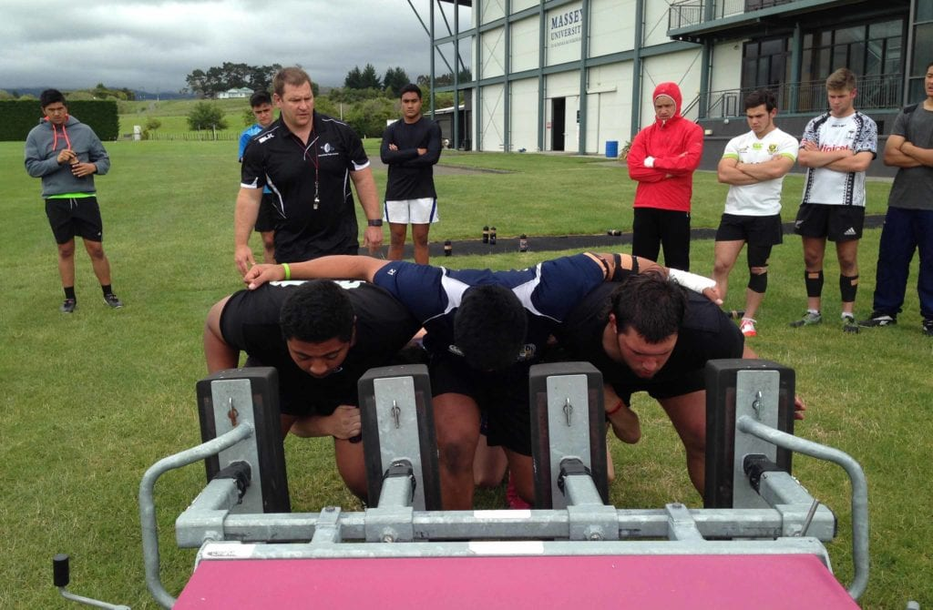 Emerging Coaches Course scrum module